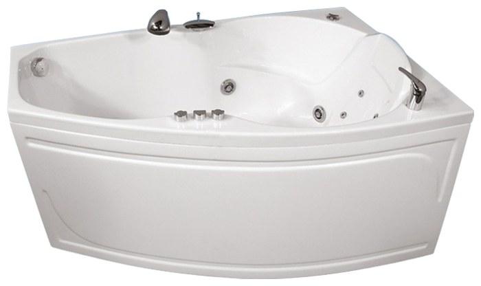 Ванна Triton Лайма  160х95 правая