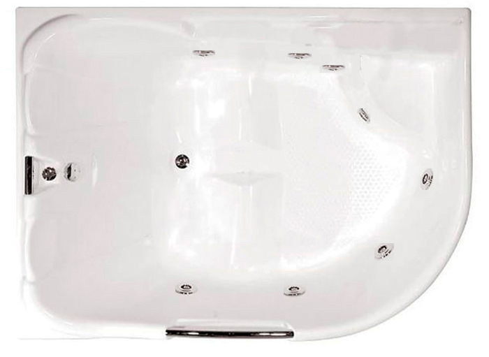 Ванна Triton Респект 180х130 левая