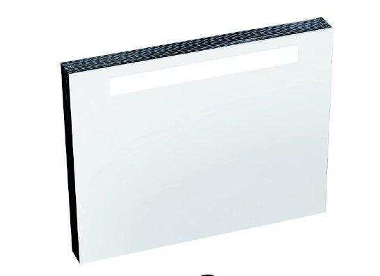 Зеркало Ravak Classic 600, 60х55х7, с подсветкой, белый / белый
