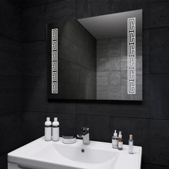 Зеркало Sanwerk DECOR «Versa» 80×65 LED 2835IR, W ZD0000102