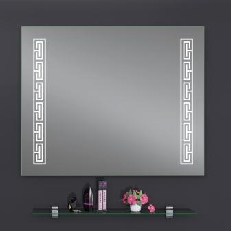 Зеркало Sanwerk DECOR «Versa» 100×65 LED 2835IR, W ZD0000104