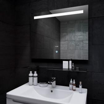 Зеркало Sanwerk LAVA «DeLuxe» 90×65 LED 2835, W-W ZL0000123