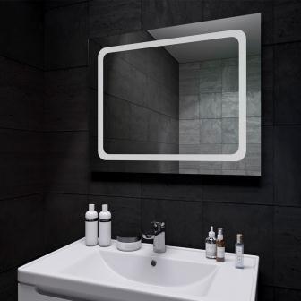Зеркало Sanwerk LAVA «Hella» 100×65 LED 2835IR, W ZL0000158