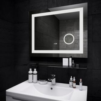 Зеркало Sanwerk ULTRA «Mega» 90×65 LED 2835IR, W-W-S ZU0000137